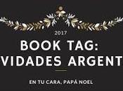 Book-tag: cara, Papá Noel