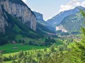 Valle Lauterbrunen, bonito todo Suiza