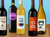 vino personalizado está moda