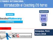 inscripción curso introducción coaching abiertas para Perú