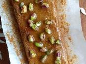 budín pistachos manteca avellana