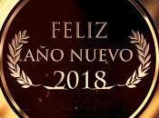 Feliz nuevo 2018