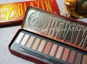 Paleta Blazin' Swatches propuesta maquillaje