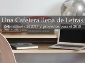Cafetera llena Letras