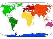 Nombrando continentes.