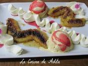 Plátanos Kirsch nata helado