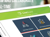 LiveBoard, Pizarra Digital Colaborativa gratuita tiempo real #Apps #VisualThinking #Designs #DesignsThinking