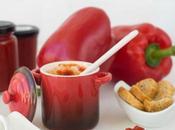 Mermelada pimiento rojo asado
