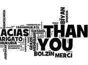 gracias clientes agradecerán