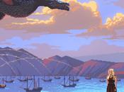 Este artista utiliza Pixel para convertir series películas bits