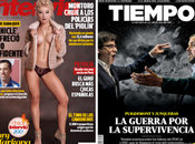 triste Adiós revistas Interviú Tiempo.