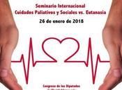Seminario sobre eutanasia cuidados paliativos