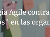 """Metodología Agile contra atracón """"churros"""" organizaciones."""