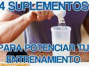 Suplementos ayudan potenciar entrenamiento