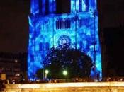 Notre Dame azul