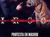 EVENTO: Protesta contra circos animales (Madrid, enero 2017)