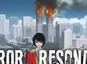 Zankyou Terror: serie policial americana hecha anime [Anime]
