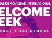 Welcome Week, programas movilidad internacional