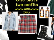 skirt, outfits (with Zaful)