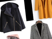 Coat wishlist with Rosegal