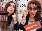 HUDA BEAUTY DESERT DUSK ¿vale pena comprarla?