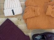 Jersey color calabaza mocasines