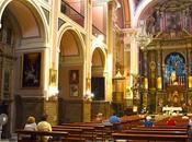 Oratorio Felipe Neri (6): Retablos muro Evangelio.