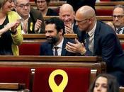 Diputados eligen nuevo presidente Parlamento Cataluña.