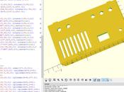 Introducción modelado OpenSCAD para electrónicos