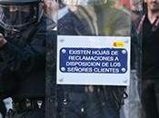 Antidisturbios: acuerdo entre Interior Consumo materia quejas reclamaciones