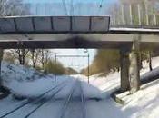 Train Driver's View from Arnhem Utrecht