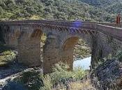 Imagen mes: Puente Viejo sobre Salor, entre términos Membrío Alcántara