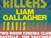 2018 Nuevas confirmaciones: Liam Gallagher, Wolf Alice, Vaccines, Bastille, Door Cinema Club muchos