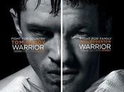 Primeros pósters 'Warrior': Combates artes marciales mixtas Hardy
