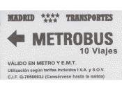 Metrobus existe...¡¡Tiene guasa cosa!!