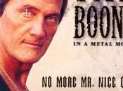 Boone: Enter Sandman.