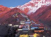 Sewell, pueblo fantasma Cordillera Andes