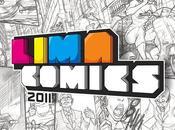 LimaComics 2011 cronograma dias centrales
