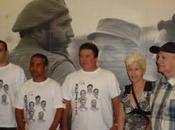 Cinco hombres mujer frustrado planes contra Cuba fotos)