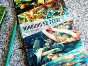 """Libros """"Ninguno feliz"""", Patricio Eleisegui"""