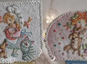 Galletas decoradas niñas
