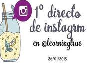 Nuestro primer directo instagram