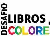 Retos 2018 Desafío «Libros colores»