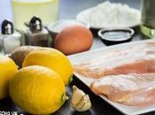 Receta pollo limón estilo chino