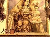 Retablo Virgen Carmen.