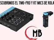 Descubrimos TM6-PRO RT-micS Roland