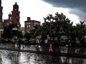 pronostican lluvioso para Luis Potosí este semana