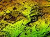 Descubren megalópolis maya bajo jungla guatemalteca