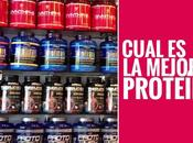 Cual mejor proteína: 100% Whey Hidrolizada Isol...