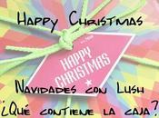 Happy Christmas Lush ¿Qué contiene caja?